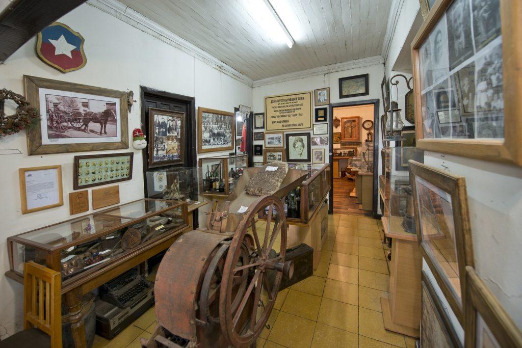 Hito 2 - Museo Patrimonial Contemporaneo