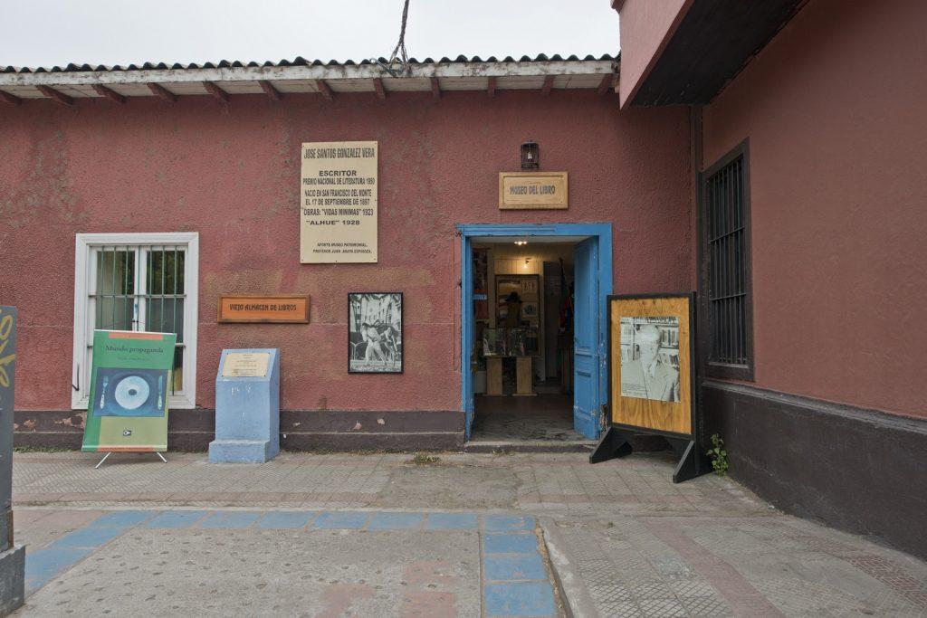 Hito 3 - Museo del Libro