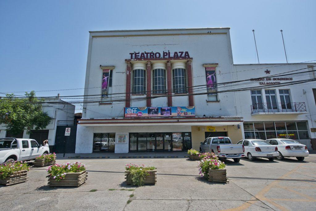 Hito 7 - Centro Cultural Teatro Plaza