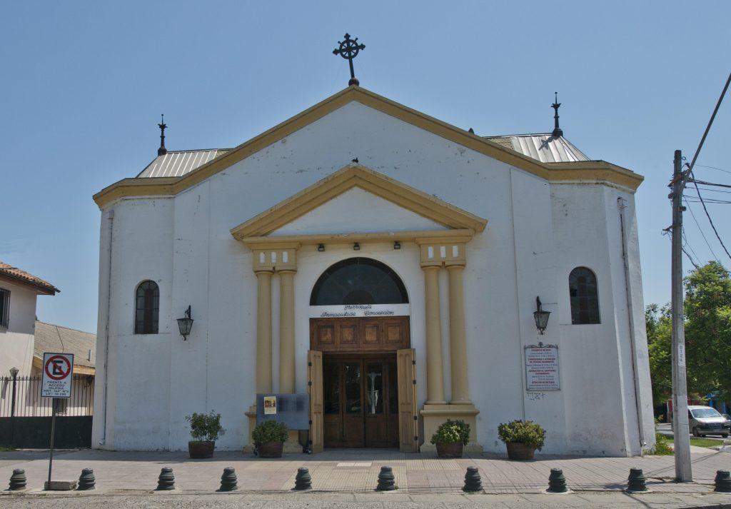 Hito 8 - Parroquia Inmaculada Concepción