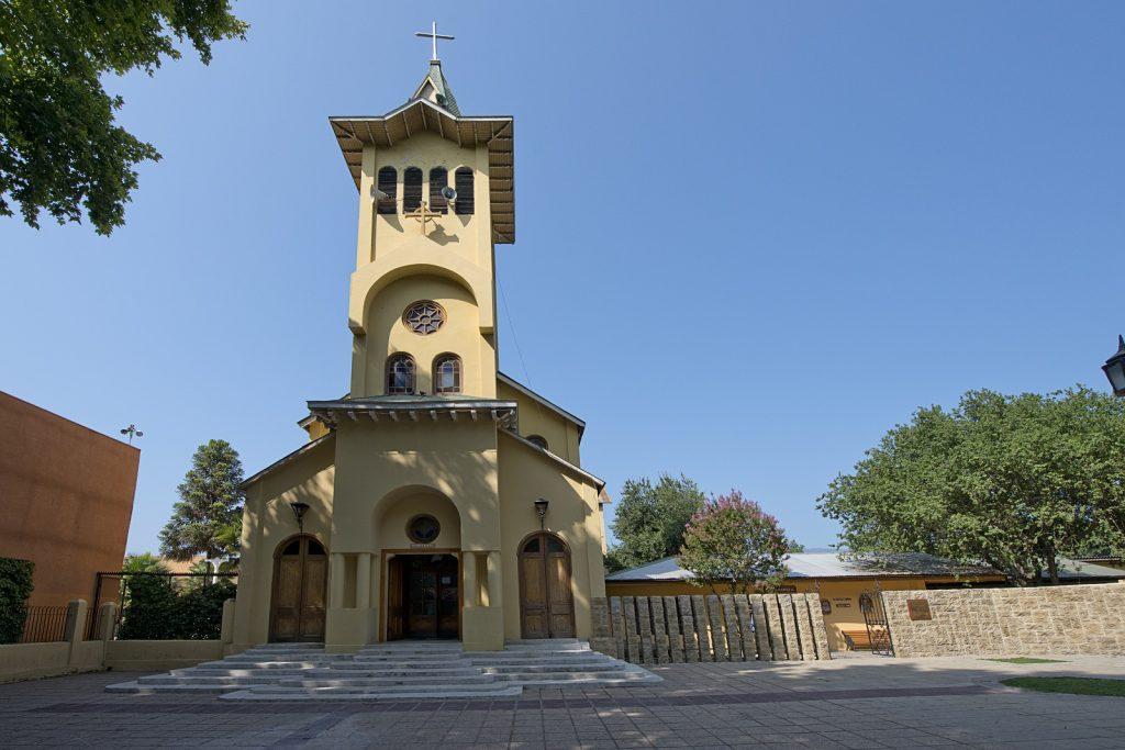 Hito 9 - Santuario Nuestra Señora de La Merced