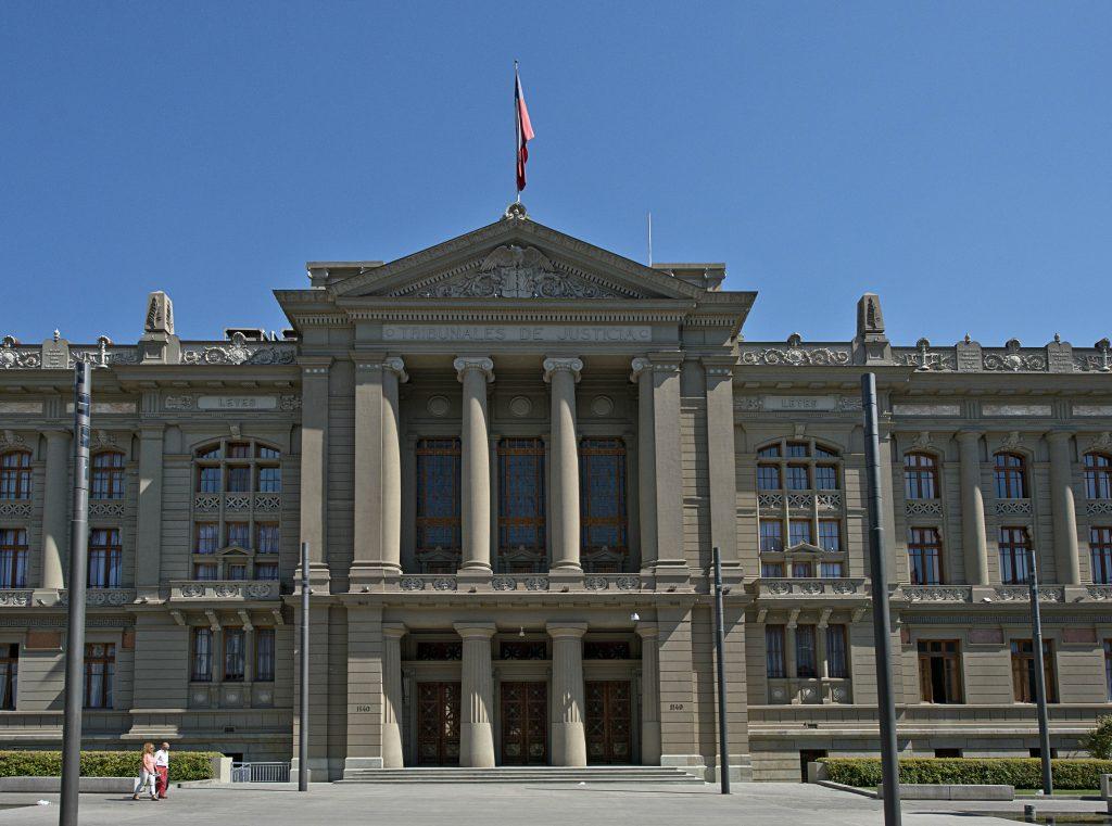 Hito 10 - Palacio de los Tribunales de Justici
