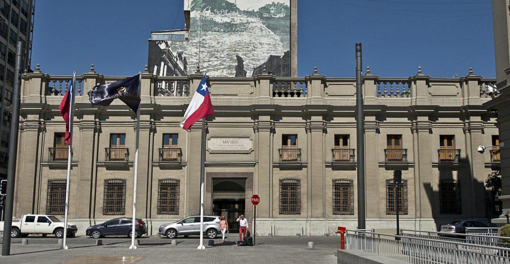 Hito 11 - Museo Chileno de Arte Precolombino