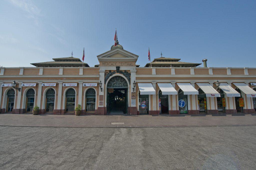 Hito 2 - Mercado Central