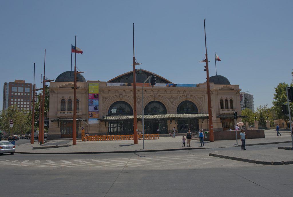 Hito 4 - Estación Mapocho