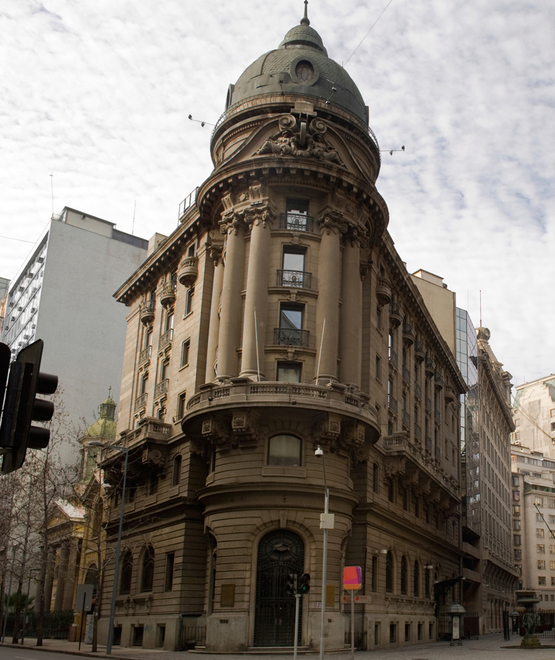 Hito 5 - Ex Hotel Mundial (Actual Banco BBVA)