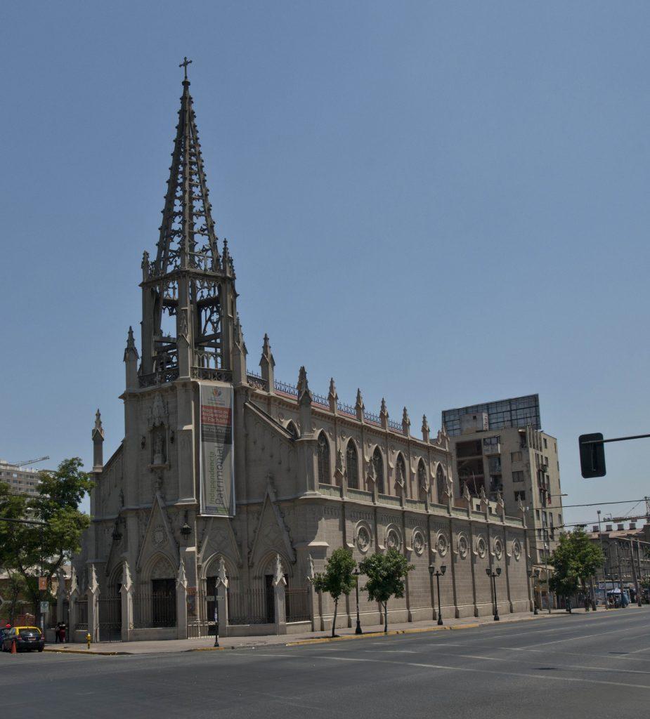 Hito 6 - Iglesia de las Carmelitas