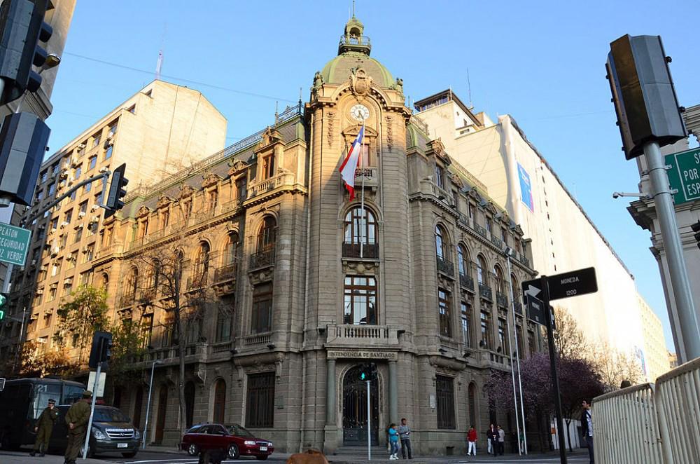 Hito 7 - Intendencia Metropolitana